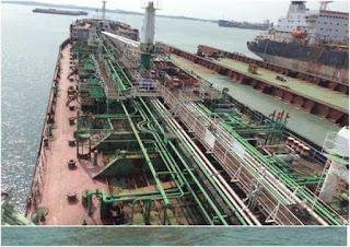 kapal tanker cpo