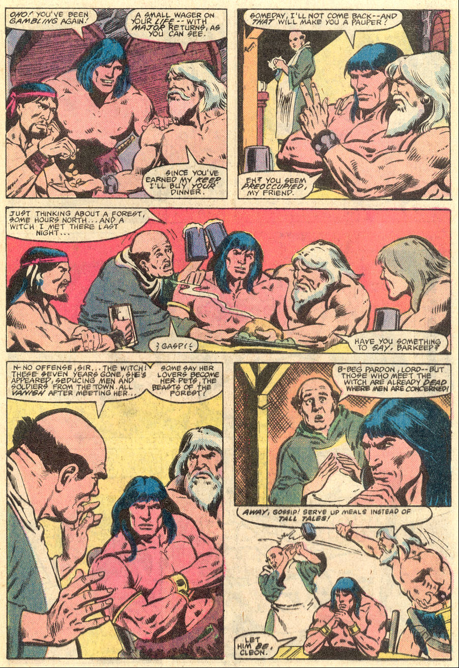 Conan the Barbarian (1970) Issue #135 #147 - English 7