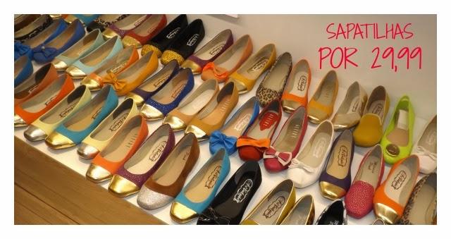 liquidação de sapatos, gleire calçados, blog ribeirão preto