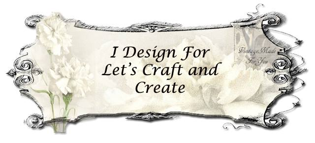 Let's Craft And Create DT - (Owner/Coordinator)