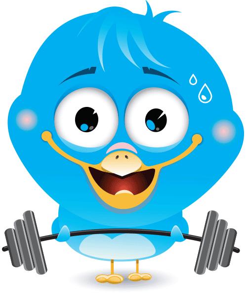 Muscle Bird