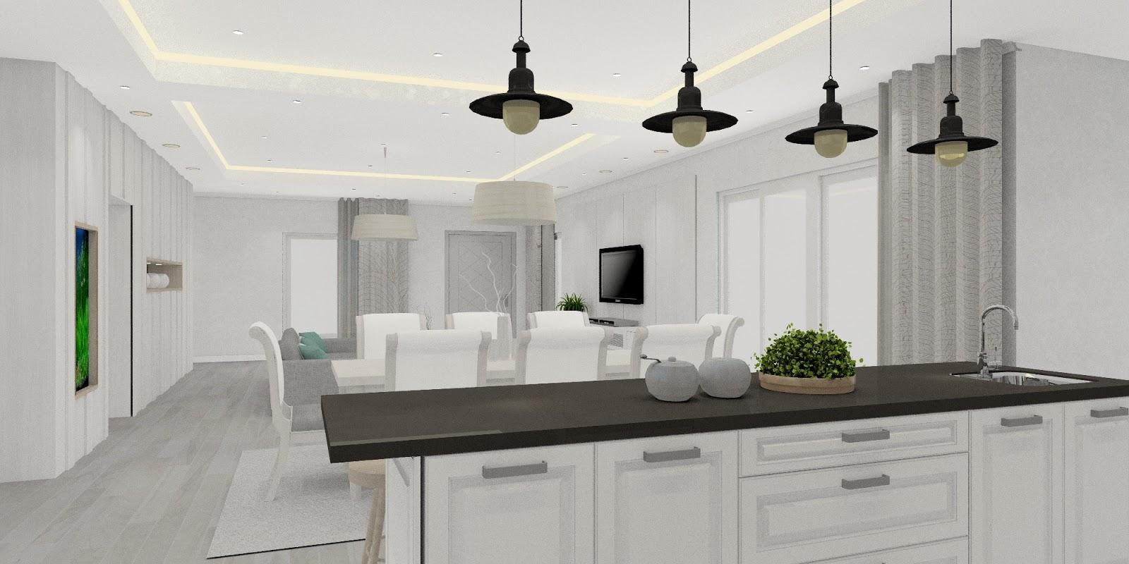 Inspiration through creative interior designs: Modern Rustic Design ...