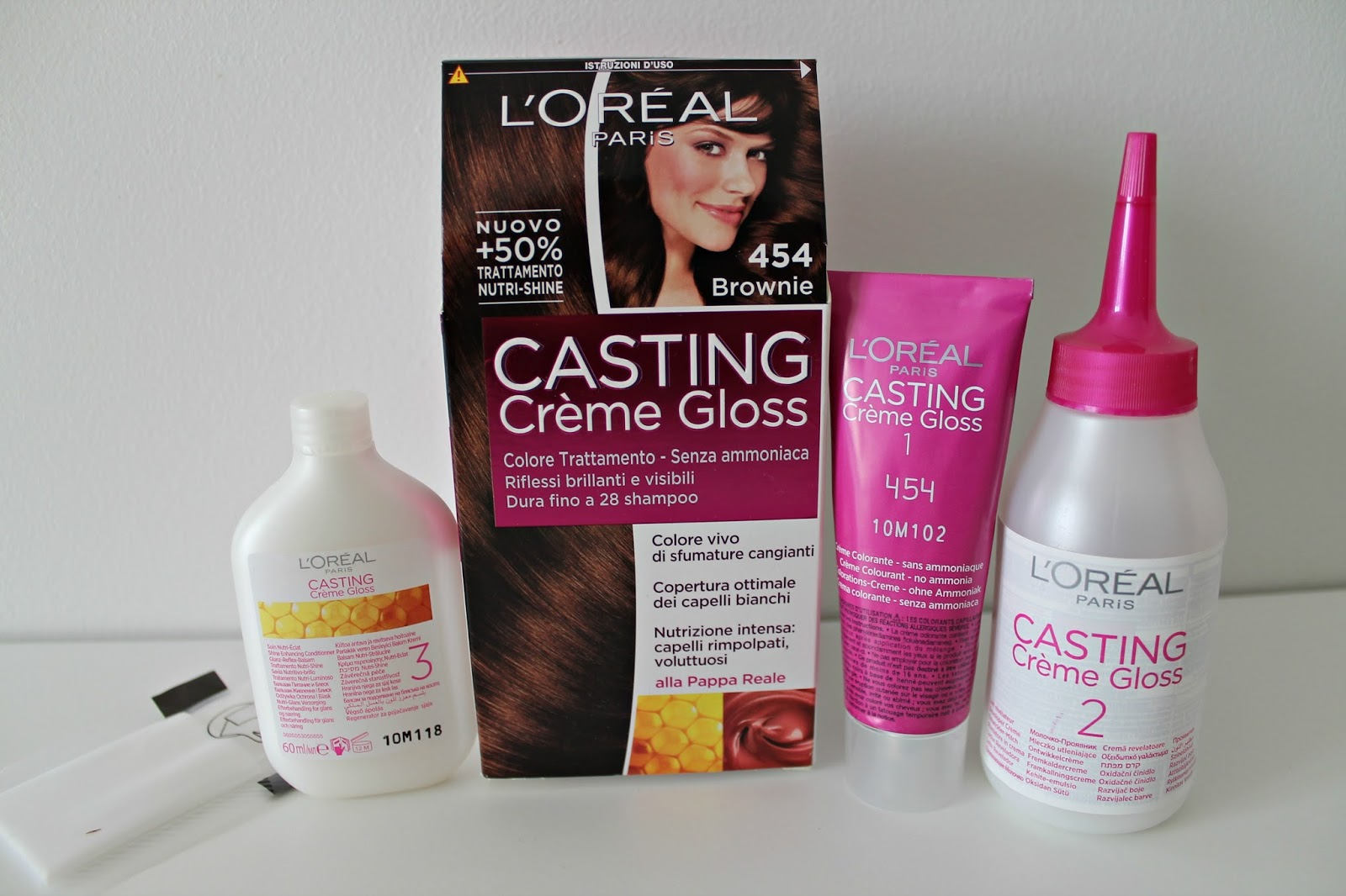 Casting Crème Gloss L'Oreal