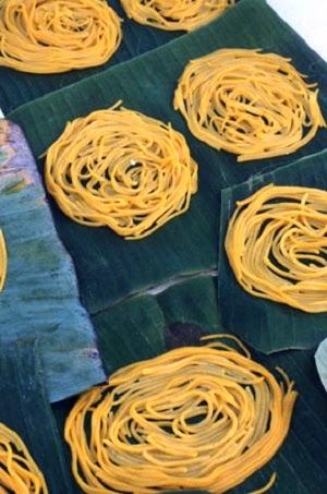 An Dân Corn Vermicelli in Phú Yên Province (Bún Bắp)