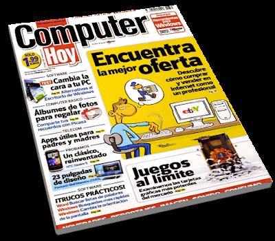 Revista Computer Hoy 24 Junio 2011