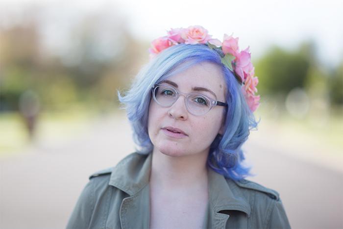 Flower Crown - littleladylittlecity.com
