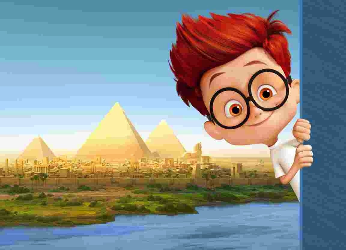 Peabody and Sherman 2014 Movie HD Wallpapers