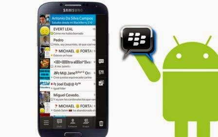 Trik BBM for Android