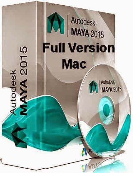 Autodesk Maya 2015 Crack cho Mac OSX