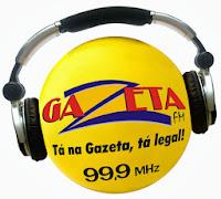 Ouça ao vivo a Rádio Gazeta FM de Cuiabá