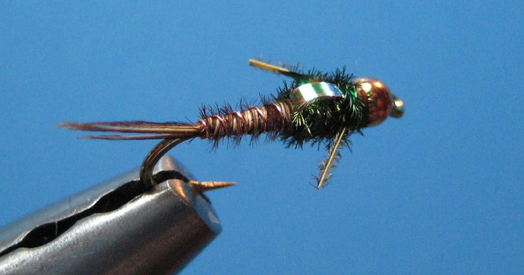 Colorado fishing reports top ten flies for trout in colorado for Best trout fishing near me