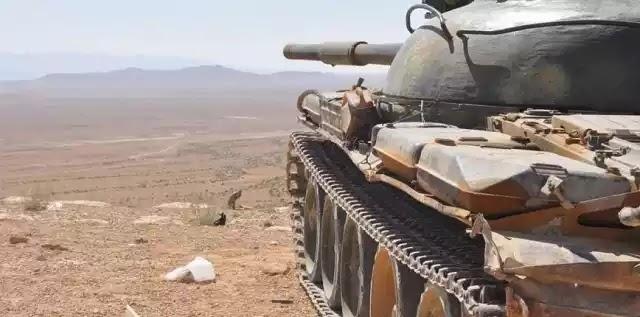 Ολική κατάρρευση της ISIS στην Deir Ez-Zor: Στα βουνά καταδιώκοντα οι ισλαμιστές (βίντεο από επιχειρήσεις Su-25)