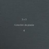3x3, Colección de poesía 4