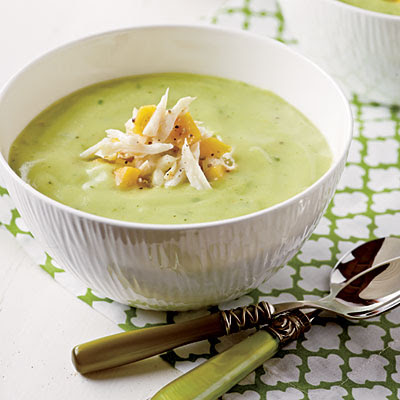 Dine With Donna: Chilled Avocado Soup