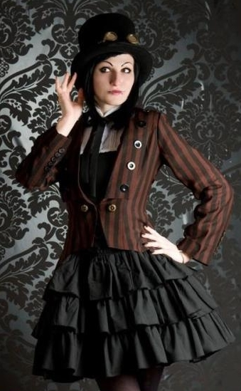 steampunk jackets