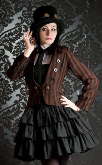 steampunk jackets