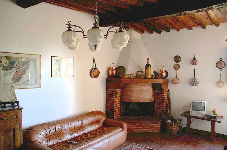 A place to stay in Volpaia, Tuscany