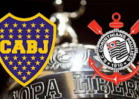 Boca Juniors vs Corintios en VIVO
