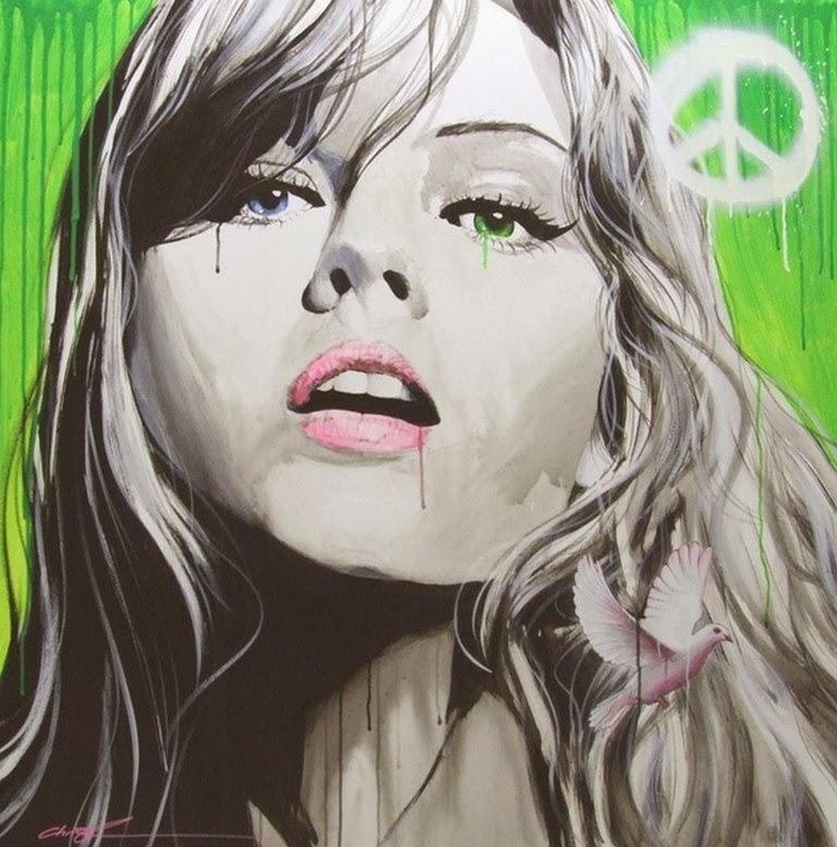 ===La mujer, un bello rostro...=== Rostros-de-mujeres-pinturas