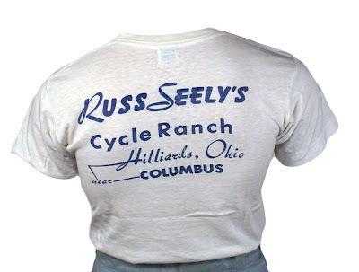 Vintage Motorcycle Tee shirt