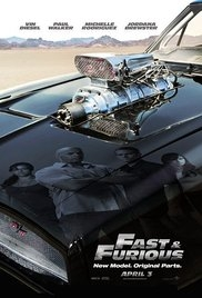 Quá Nhanh Quá Nguy Hiểm Phần 4 - Fast and Furious 4 (2009)