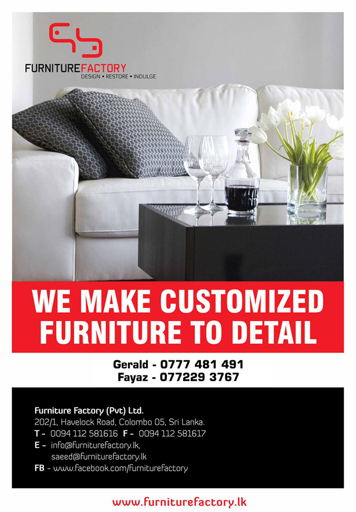 Furniture Factory is specialized on custom made, high quality wooden indoor and outdoor furniture. We cater a wide range of furniture for your houses, apartments, boutiques, hotels etc.