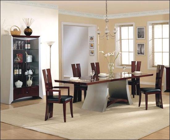 Superior Modern Dining Room Design Ideas