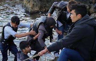 Ουιγούροι Τούρκοι αποβιβάζονται στη Λέσβο – Μουζάλα και ΕΥΠ πάρτε τα μέτρα σας!
