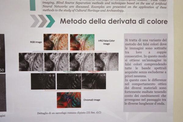 computer analyze color art Salon del Restauro Florence Italy Fortezza da Basso
