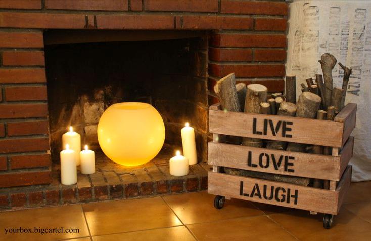 El misterio de pepa: decoraciÓn: la luz de las velas