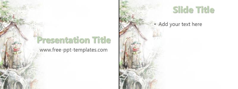 Tale Powerpoint Template Free Free Fairy Tale Powerpoint 26550 ...