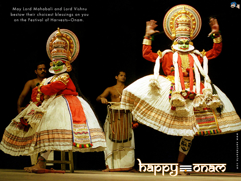 Onam Video Greetings by Kerala Tourism