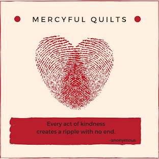 Mercyful Quilts at Needle & Foot Blog