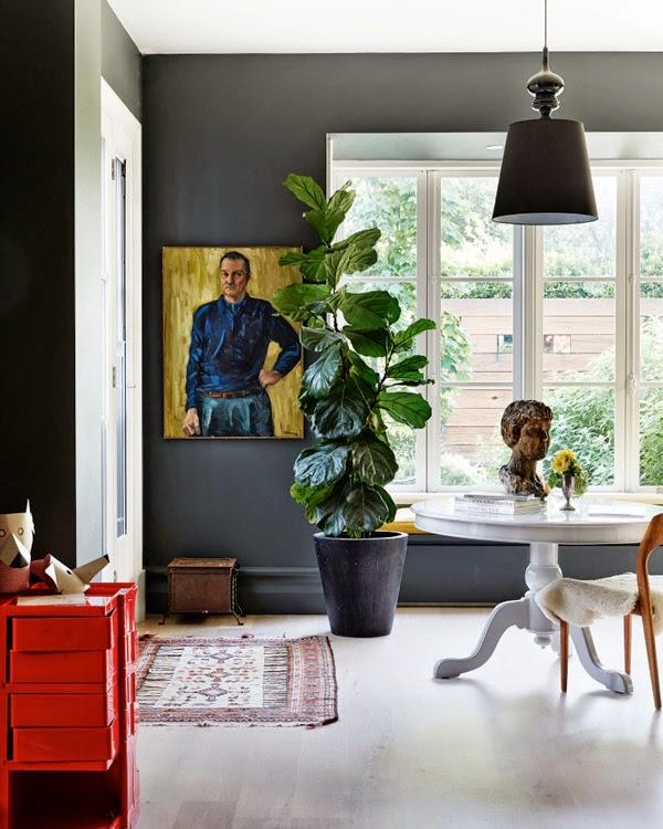 Unkompliziertes Wohnen mit Stilmöbel - Fabe in der Einrichtung hilft