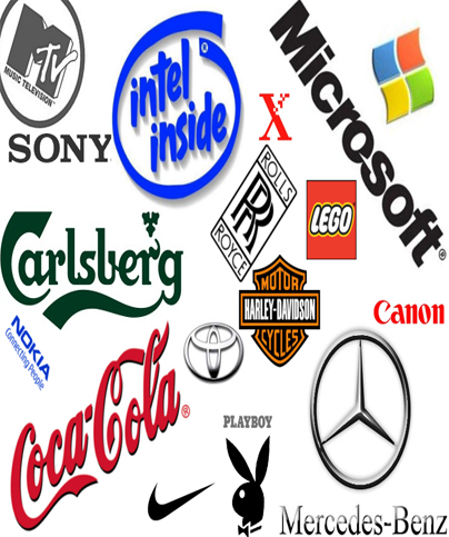 logo designs popular company logos