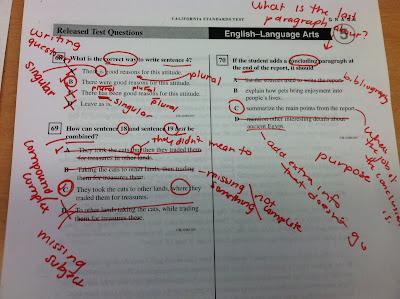 teachinginroom6.blogspot.com, 5th grade blog, test prep, education, language arts