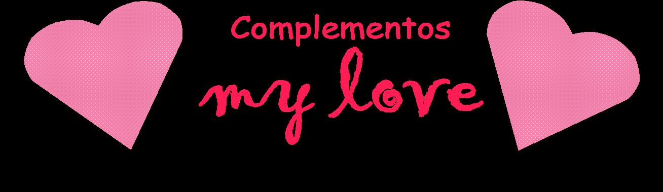my love - moda y complementos