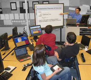 active learning with computers