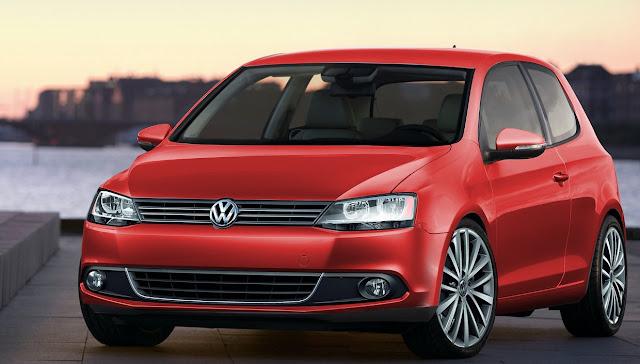 Volkswagen Golf VII immagine rendering