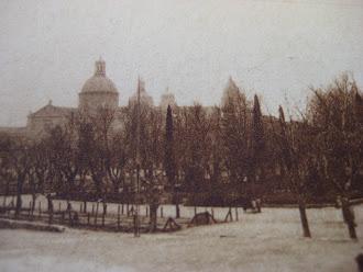 Un vista de Salamanca