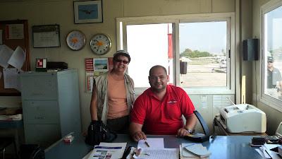 Son la Marga i en Lorenzo. Premeu per engrandir la imatge.