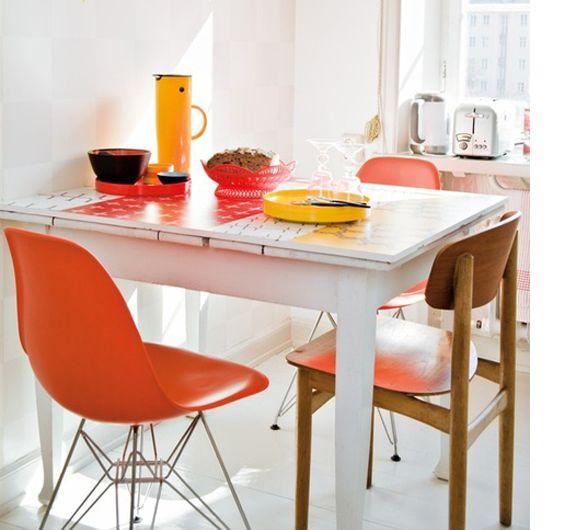 Naranja y amarillo paperblog - Amarillo naranja ...