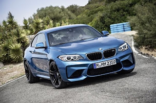 Η νέα BMW M2 Coupe