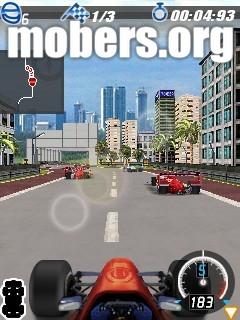 Jogo para celular   3D Formula Extrеeme Download