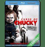LA MALDICIÓN DE CHUCKY (2013) UNRATED FULL 1080P HD MKV ESPAÑOL LATINO