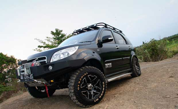 Toyota Rush Modifikasi Offroad  Tabloid Ototrend