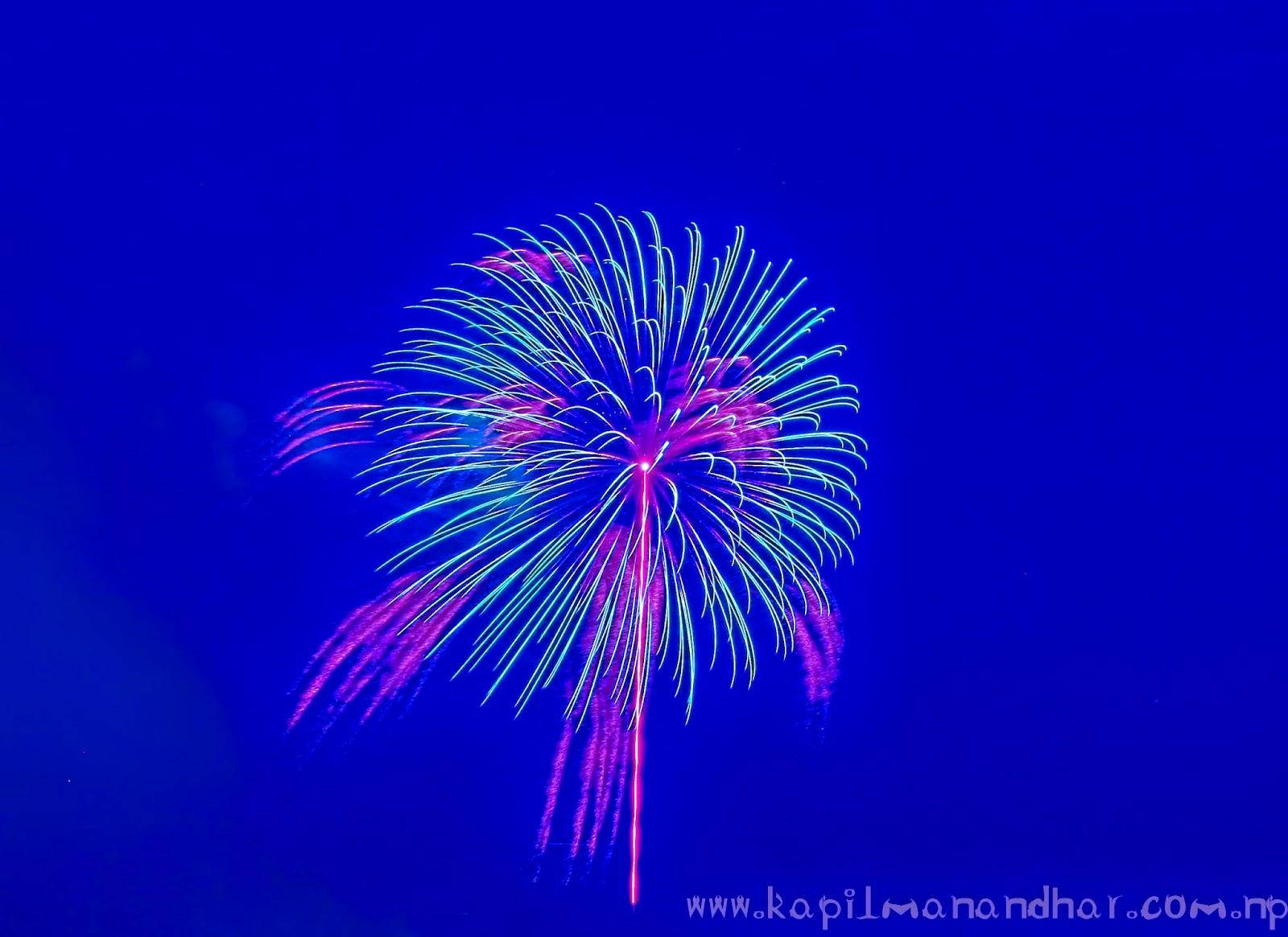 Fireworks Edo River(gawa) 2014 Tokyo 江戸川花火大会