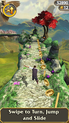 Temple Run: Oz For iPhone,iPad