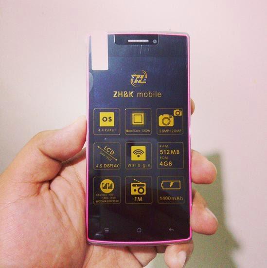 TeknoGadyet Giveaway: ZH&K Mobile Odyssey
