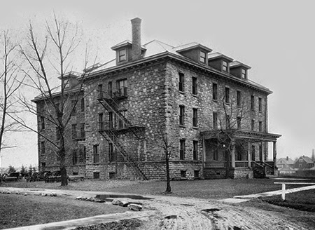 Finding an Ancestor in Almshouse Records